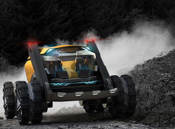 Concept Bulldozer