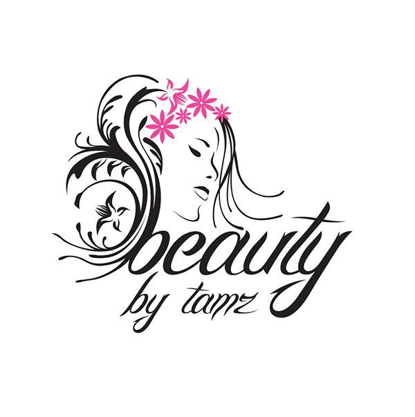 Beauty by tamz logo on behance for Beauty project ideas