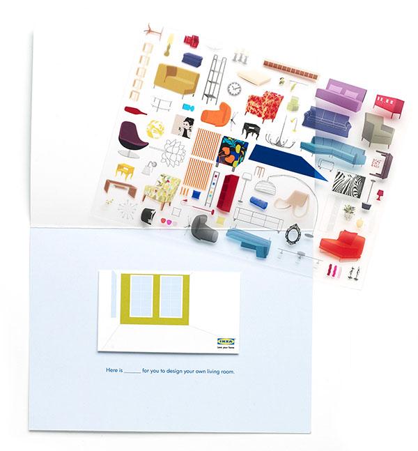 Ikea Gift Card On Behance