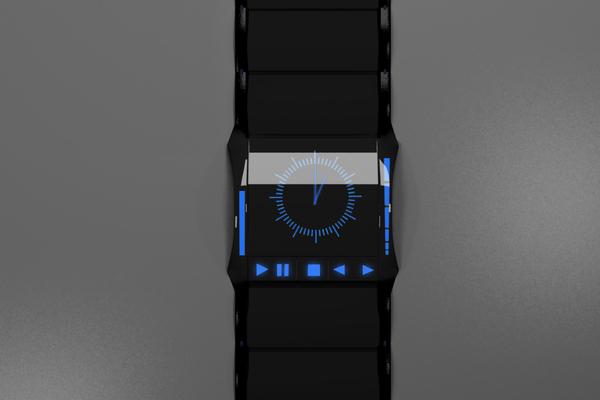 wrist watch music mp3 watch