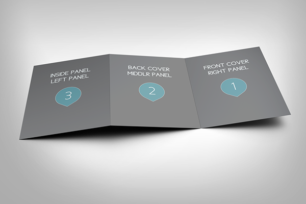 show your tri fold brochure with style create a realistic and professional tri fold brochure mockup in few seconds these psd files uses the smart object