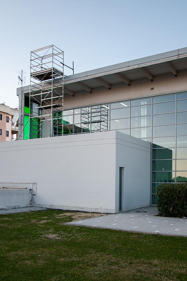 Romanina sporting center arch a giancotti roma on behance - Piscina pubblica roma ...