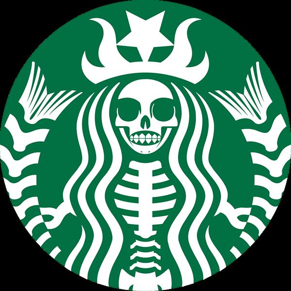 It's just a photo of Divine Starbucks Printable Logo