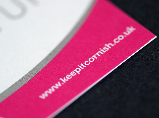 Website Catalogue print