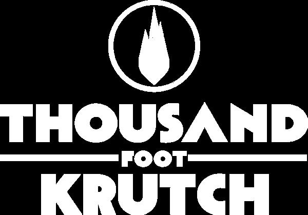 Resultado de imagen de thousand foot krutch logo