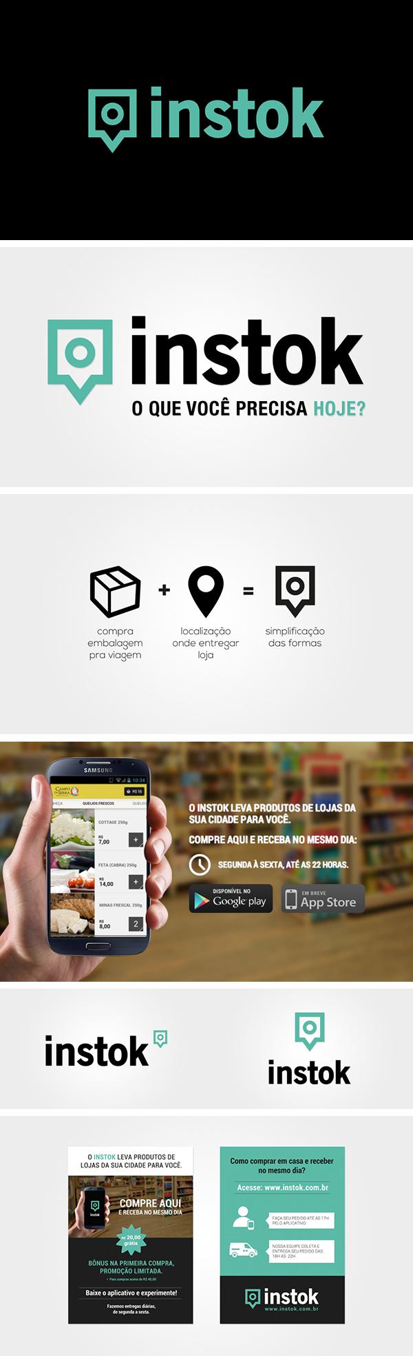 app aplicativo mobile instok android sale venda