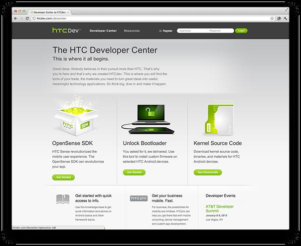 htc HTC Developer