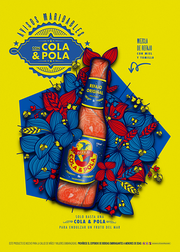 Senior Lions Cola Pola On Pantone Canvas Gallery