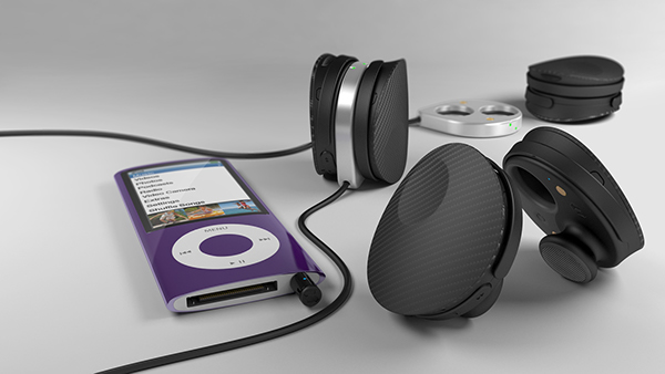 Bud headphone phones enever