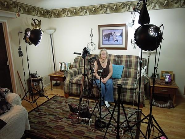 personal historian documentary videographer oral historian photo restoration professional listener