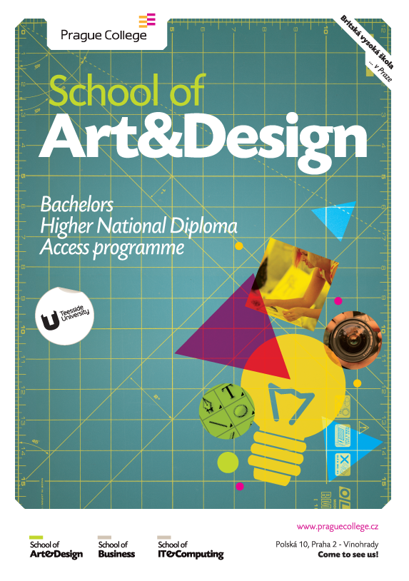 college posters on behance