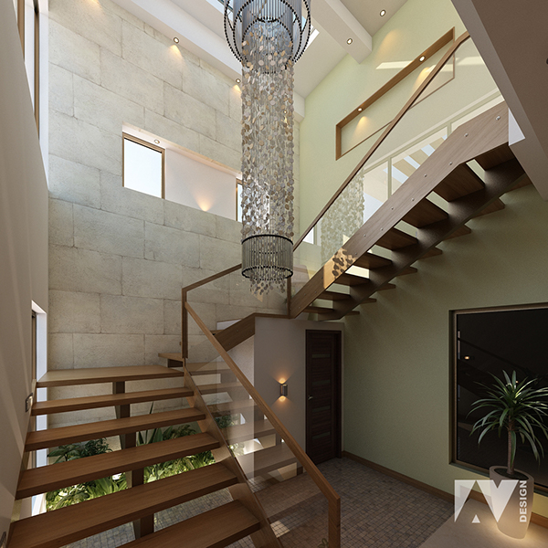 Stair Hall On Behance