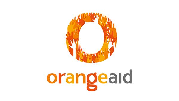 CSR orange volunteers volunteerism social cause