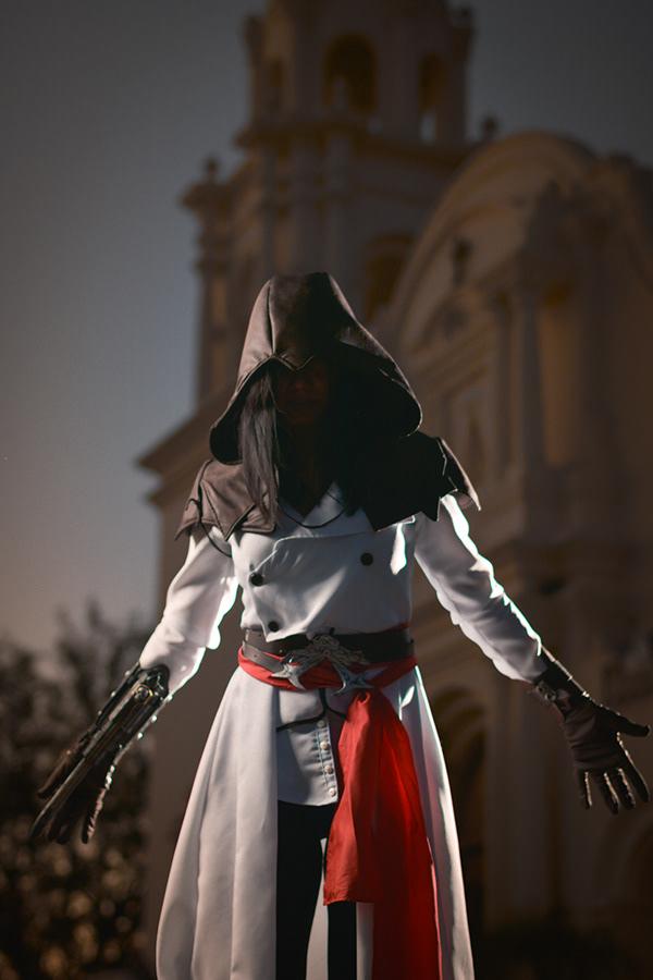 Rosa Cosplay Ezio Auditore On Wacom Gallery