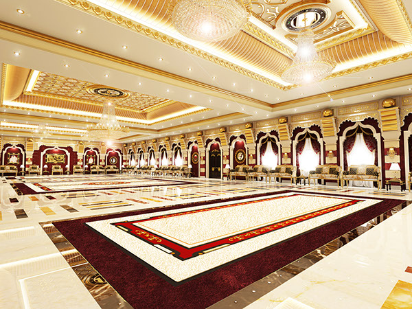 Sitting hall royal majlis on wacom gallery for Sitting hall design