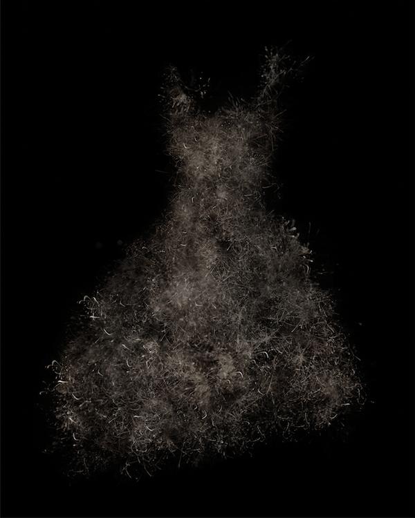 digital imaging dress material