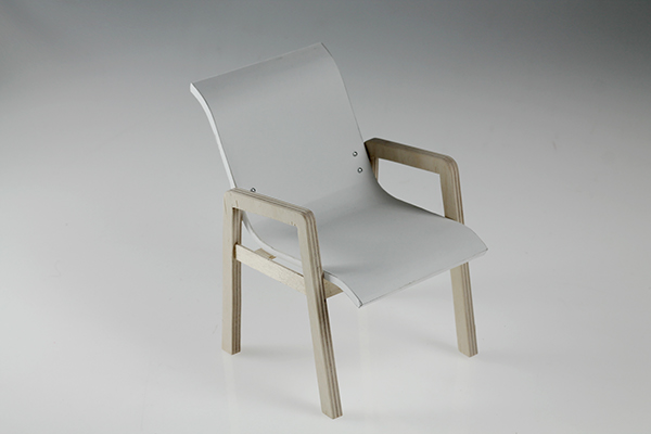 Aalto 39 s model 403 chair on student show for D furniture galleries going out of business