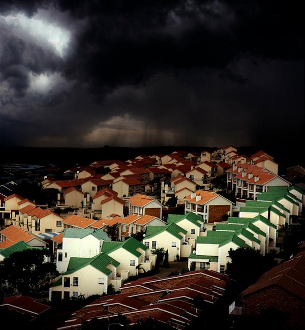 no man's land Ryno de Wet storm Landscape dark dreams