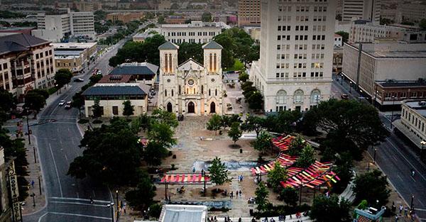 Main Plaza San Antonio Tx On The National Design Awards