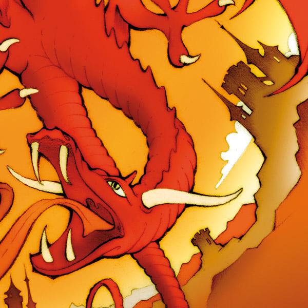 literature TALES english fantasy fiction prince dragon Sherlock Holmes frankenstein book cover digital traditional