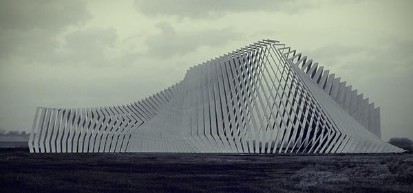 parametric design works on Behance