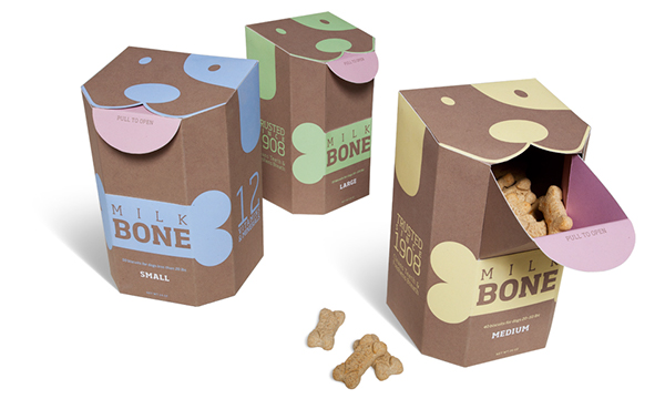 Dog Food Packaging Templates