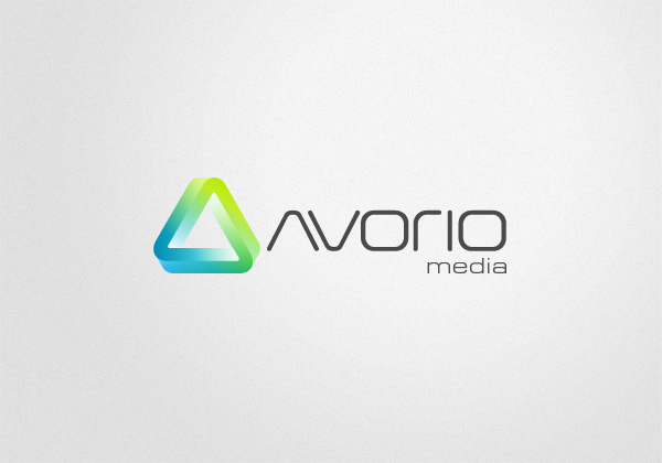 avorio media identity on behance