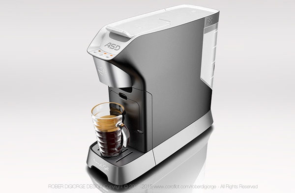 Coffee Maker Made In Usa Or Europe : Capsule / Pod Coffee Maker on Behance