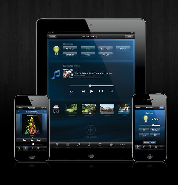 ui design iphone ipad app on behance