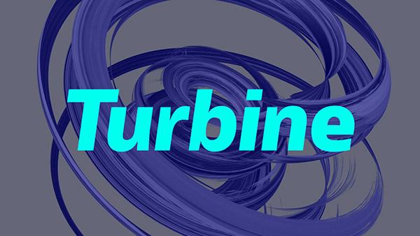 Turbine Typeface
