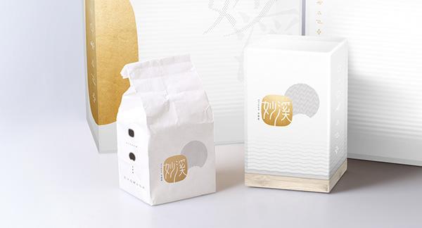 stream tea packaging