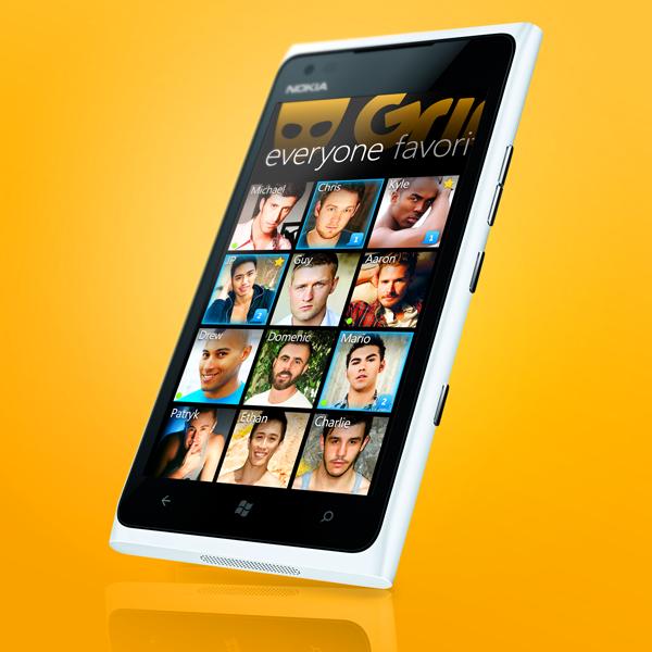 grindr app for windows phone