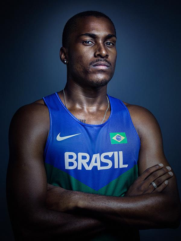 Brazilian Track & field Paralympic Team
