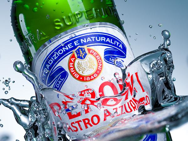 Peroni Beer Ads