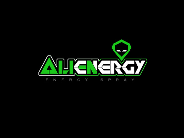 Logo Design Energy logo Green logo Alien LOGO