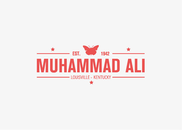 muhammad ali on behance