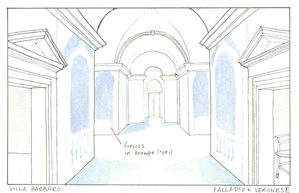 History Of Interior Architecture Illustration Book On Risd