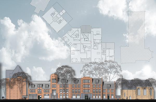 medieval Urban Design housing