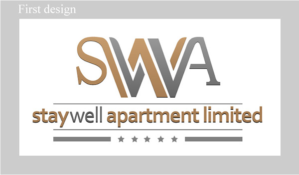 Staywell apartment ltd logo on behance for Apartment design and development ltd