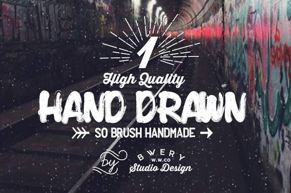 So Brush Font Download