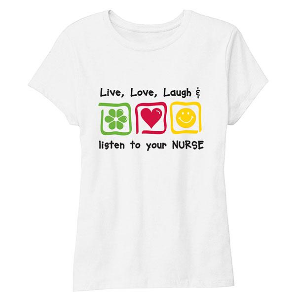 85a182bcb Nurse T-Shirt Design (Merion Publication) on Behance