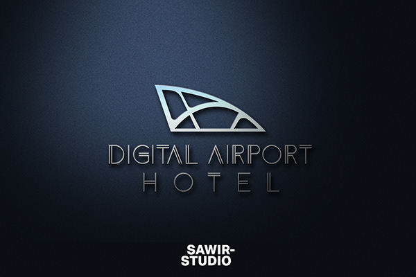 Digital Airport Hotel's logo