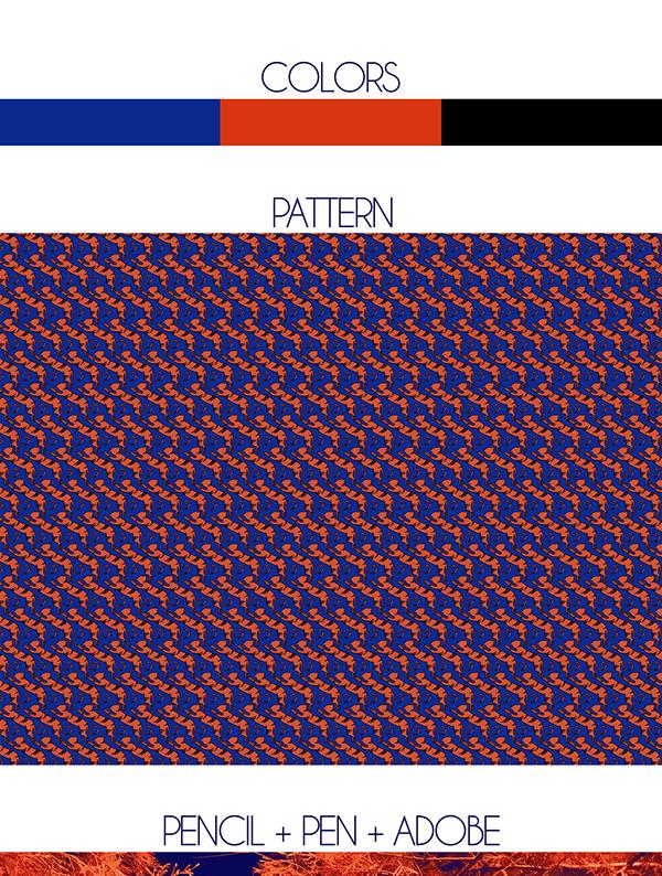 Pattern Design - FOREL FW'20-'21