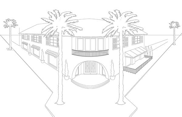 lapiazza italian Renderings maps real estate development site planning Digital Renderings floorplans Signage live work communities community design community development