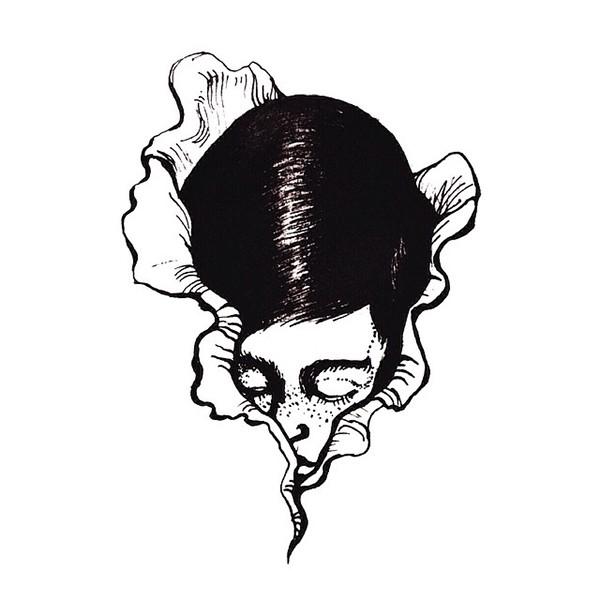#drawing #ink #illustration
