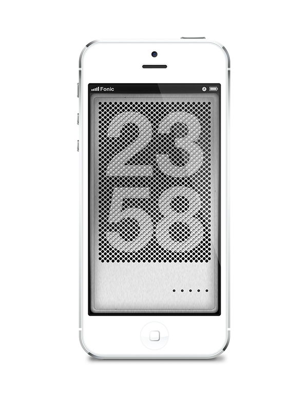 Dynamic Lock Screen Watches For Iphone 2013 On Behance