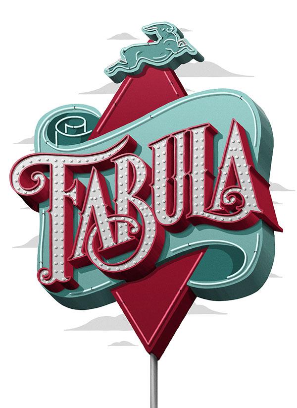FABULA by Alexis TYRSA
