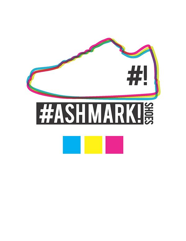 Logo Design: Hash-mark Shoes on Behance