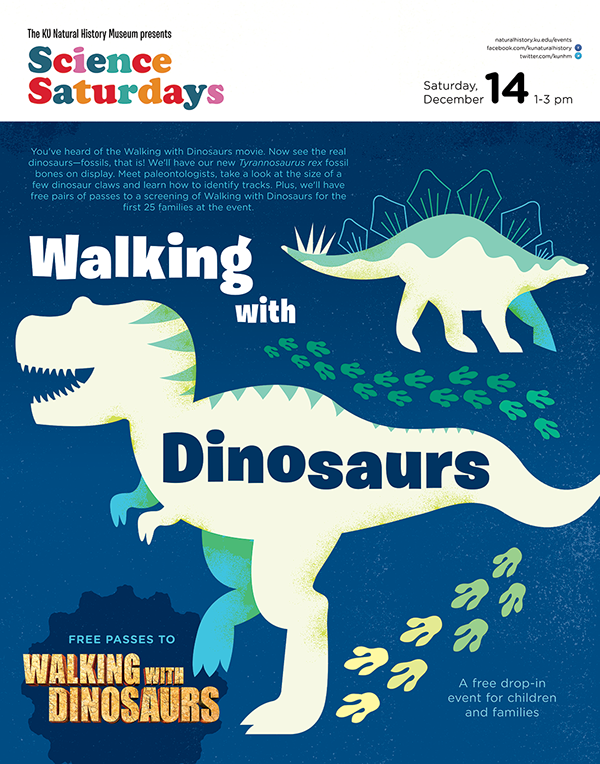 Patrick Giroux natural history museum Events kids Youth Events Science Saturdays SciSat