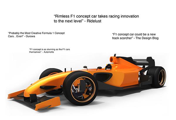 race car concept without rims on scad portfolios. Black Bedroom Furniture Sets. Home Design Ideas